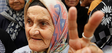 Photo of She returned to Gaza after 62 years of exile