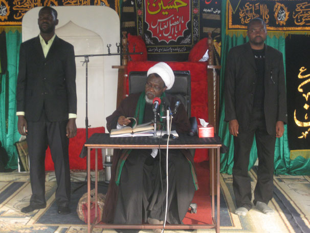 Photo of Ashura mourning majlis continues in Zaria