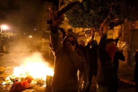 Photo of Violent riots in Algeria take first toll