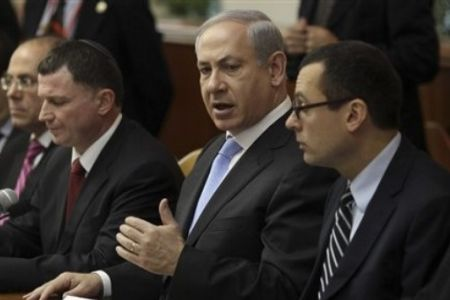 Photo of Bibi to ministers: Keep mum on Egypt