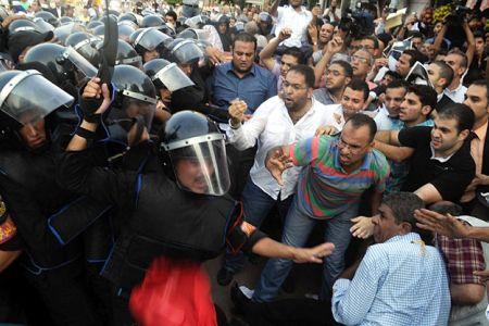 Photo of Arab World despotism nearing collapse