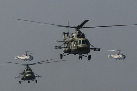 Photo of Russia to supply copters to Afghans