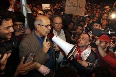 Photo of ElBaradei urges US to abandon Mubarak