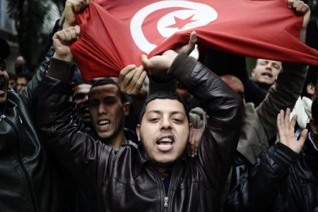Photo of Tunisia revolution inspired by Iran