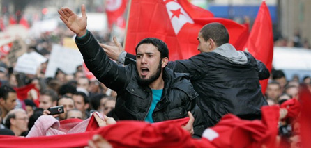 Photo of Palestinian factions praise Tunisian uprising