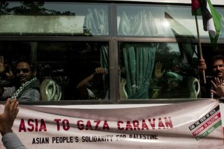 Photo of Egypt halts full aid delivery to Gaza