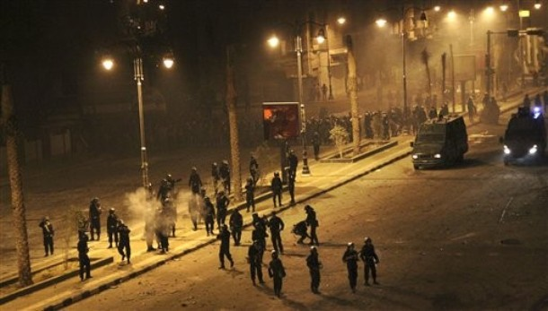 Photo of US cautions Egyptians against violence