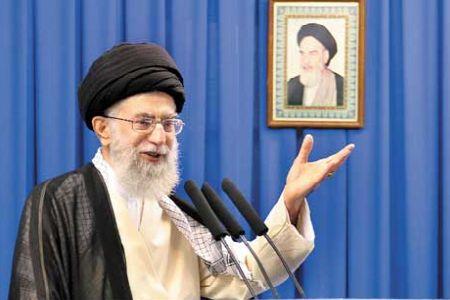 Photo of Iranians voice echoed in Muslim world