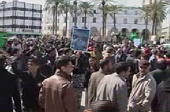 Photo of Libyans prepare for the Day of Anger