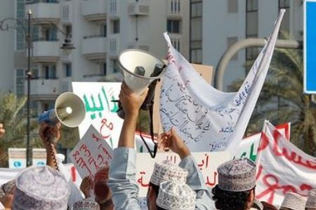 Photo of Six killed, 5 wounded in Oman clashes
