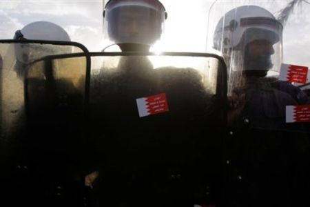 Photo of Bahrain activists threatened with 'death'