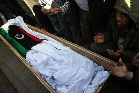 Photo of Gaddafi forces kill civilians amid Nato attacks