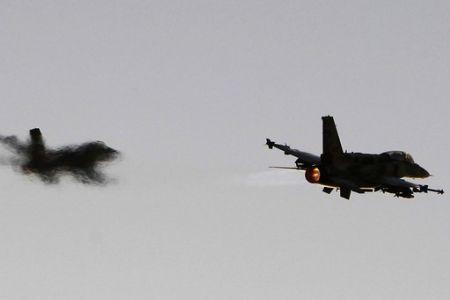 Photo of Israeli warplanes attack Gaza Strip