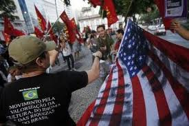 Photo of Brazil cracks down on anti-US protesters