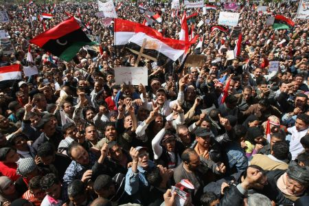 Photo of Thousands call for civilian rule in Egypt