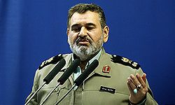 Photo of Iranian Commander Warns US against Military Intervention in Libya