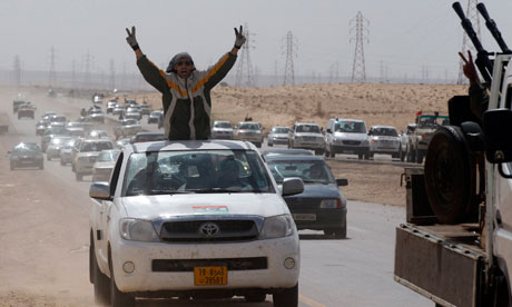 Photo of Revolutionary Forces Recapture Ajdabiya, Brega Say Libyans No Longer Need Foreign Intervention