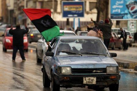 Photo of Revolutionists Win Battle Near Libyan Capital Tripoli