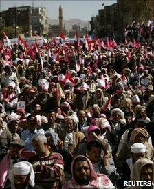 Photo of Sana'a facilitate hits on protesters