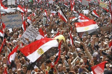 Photo of Amid Israel Attacks Massive Anti-Israel Rally Held in Cairo