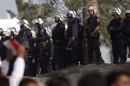 Photo of Bahraini forces open fire on protesters