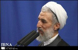 Photo of Tehran's interim Friday Prayers leader slams deadly violence in Mideast