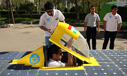 Photo of Iran Unveils 3rd Solar-Powered Car