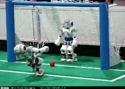Photo of Int'l RoboCup Competitions Start in Iranian Capital