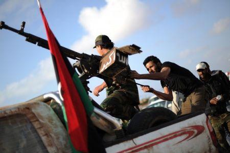 Photo of Revolutionaries reject talks with Gaddafi