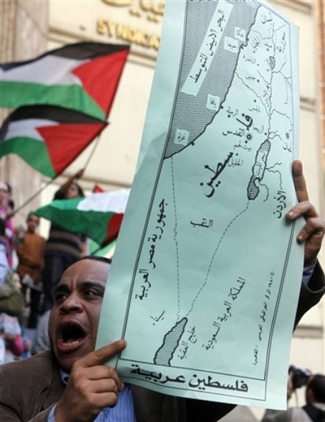 Photo of How Palestinian uprising inspired Egyptian revolution