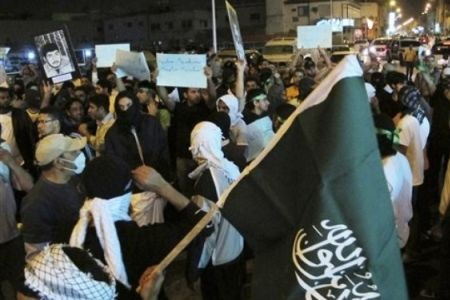 Photo of Saudi People Want KSA Troops out of Bahrain