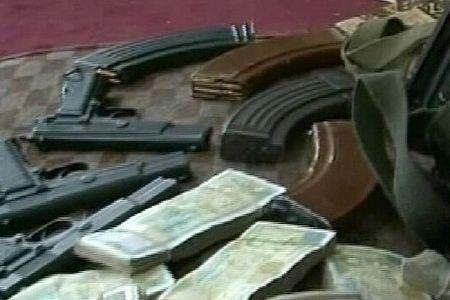 Photo of Lebanon seizes Syria-bound armaments