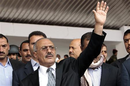 Photo of Yemen's Saleh to Quit within Weeks