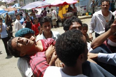 Photo of Five tribesmen killed in Yemen