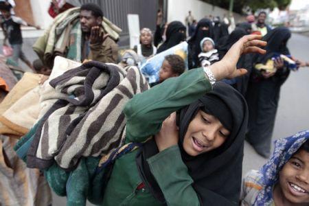 Photo of All entrances to Yemeni capital blocked