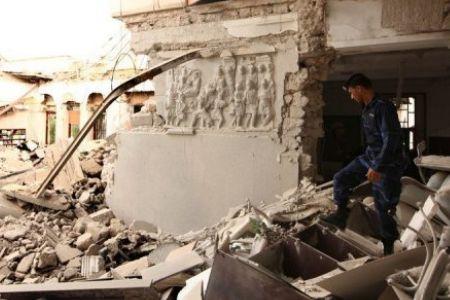 Photo of NATO strikes hurt 4 children in Tripoli