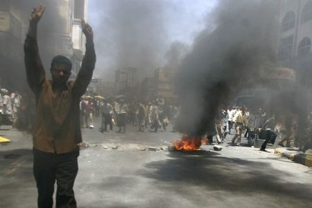 Photo of Yemenis mark 100th day of protests