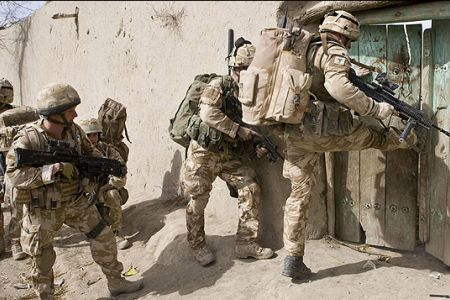 Photo of US troops kill several Afghan civilians
