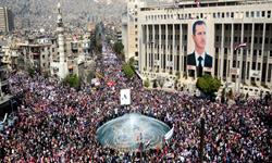 """Photo of Islamic Iran Views Unrests in Syria as """"US-Israel Plot"""""""