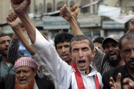 Photo of Yemen clashes death toll approaches 70