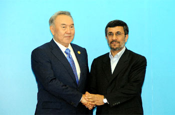Photo of Regional ties stabilize peace: Ahmadinejad