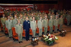 Photo of Army Chief of Staff: Syrian people will overcome foreign plots
