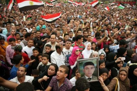 Photo of Egyptians call for rally to save revolution