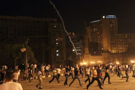 Photo of Fresh Cairo protests leave 1,000 injured