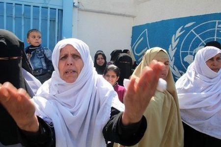 Photo of Israel deliberately depriving Gaza