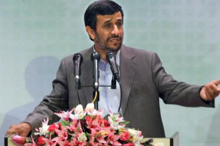 Photo of Ahmadinejad: Hegemony at end of road