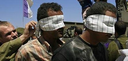 Photo of Report: Israel arrests 370 Palestinians in May 2011
