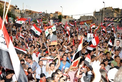 Photo of Celebrations, Mass Marches in Several Governorates to Support Reform Process