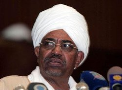 Photo of Sudanese president in Tehran to attend terrorism conference