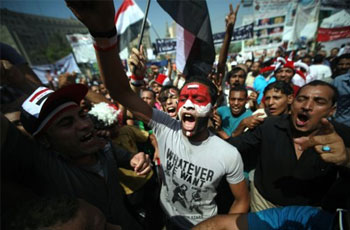Photo of Revolutionaries can handle Egypt